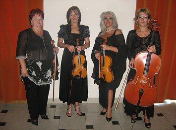 Cvartetul L'Amour Nunta Galati
