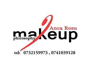 Anca Rosu Makeup Artist Nunta Galati