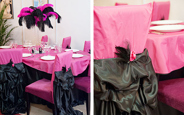 Decoratiuni targ Nunta de Poveste Galati 2012